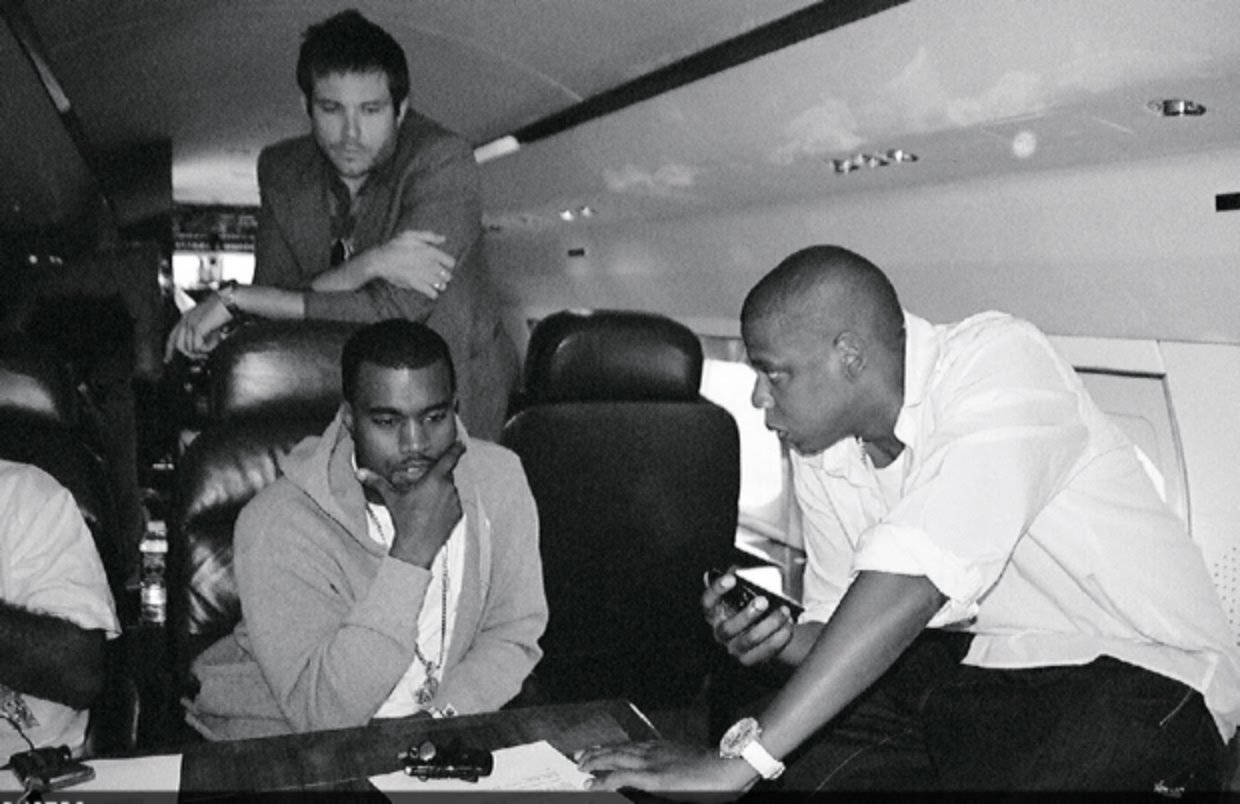 Jayz Would Be Kanye West S Best Man On One